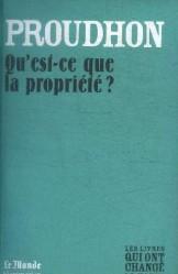 proudhon_propriété
